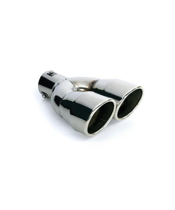TERMINALE DI SCARICO IN ACCAIO UNIVERSALE PILOT 36-48mm - 60076